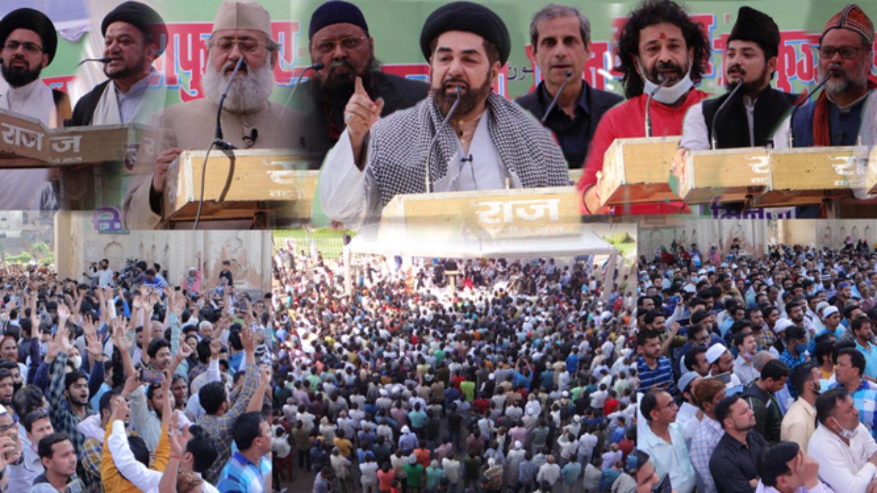 Instant ख़बर   उलेमाओं ने वसीम रिज़वी को कुरआन का दुश्मन और आतंकवादी करार  दिया, सामाजिक बहिष्कार की घोषणा   Instant ख़बर